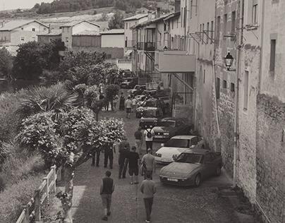 Classic cars conquer Armiñón