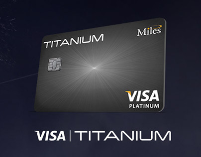 Visa Titanium Magazine