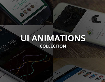 UI Animations - Collection