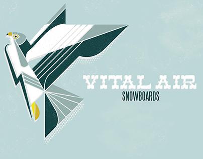 Vital Air Snowboards