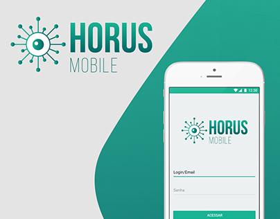Aplicativo Horus