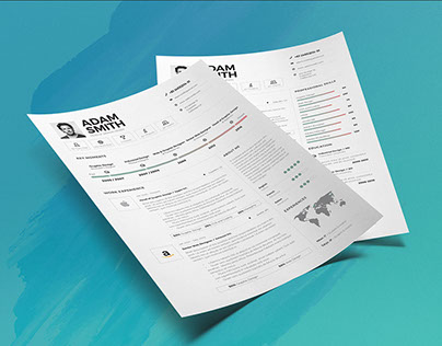 The Resume Creator On Behance