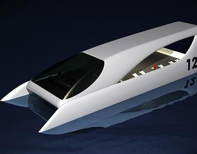 Catamaran SWAN