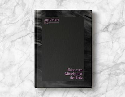 Bookdesign / Jules Verne