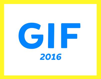 2016 GIFs
