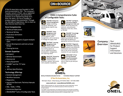 Oneil Overview Trifold