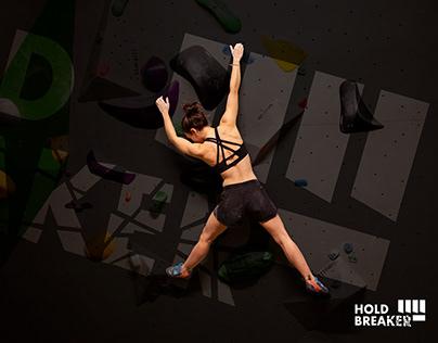 Hold Breaker X Sports Bra