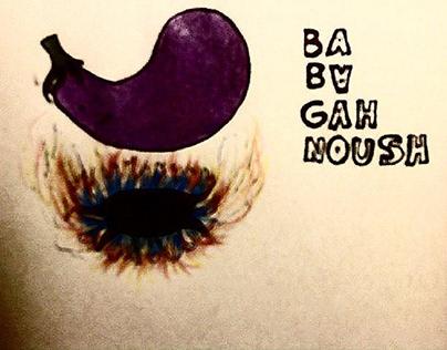 BABAGAHNOUSH (cuento/receta)