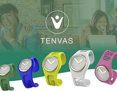 Tenvas | Personalizable 3D printed watch