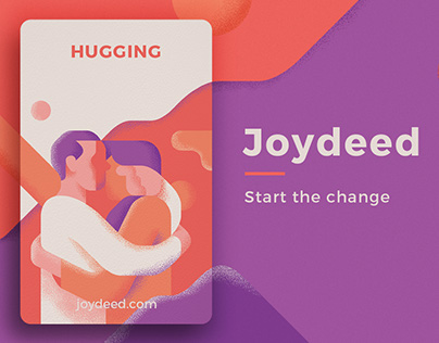 Joydeed - Start the change