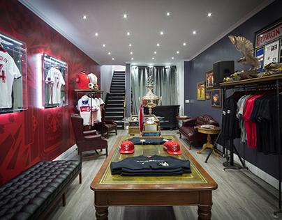 Toronto FC Season Ten Pop Up Shop