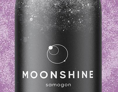 Moonshine Package Design