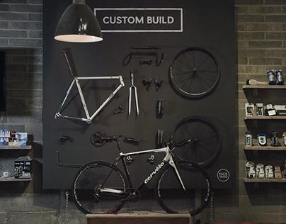 Backyard Bike Shop Promo