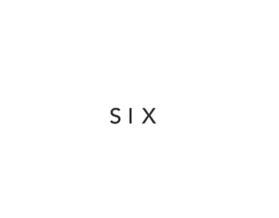 S I X | Editorial project