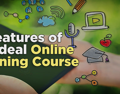 Online Learning Course Features