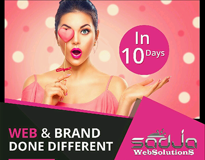 Branding and Web design Done Different