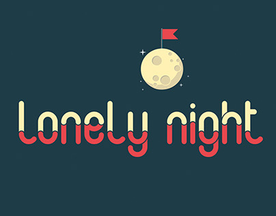 lonely night