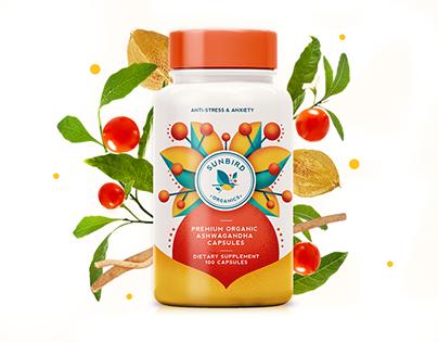 Sunbird Packaging -Branding