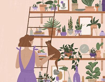Plant Moms