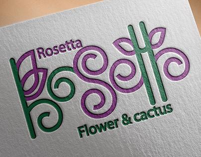 Rosetta Illustration logo