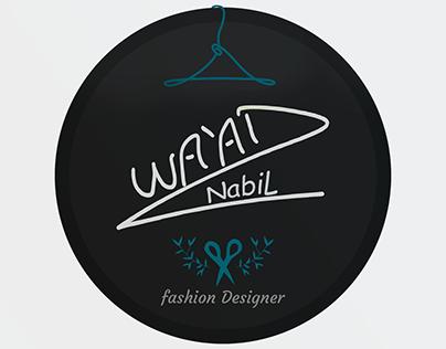 Fashion designer logo