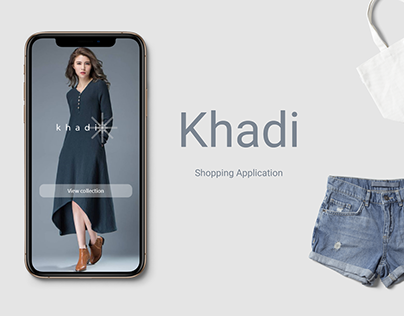 Khadi_shopping application