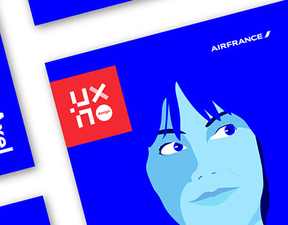 UX and Design / Air France