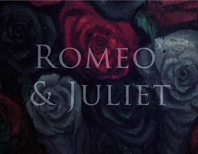 Romeo & Juliet Ballet: Poster Design