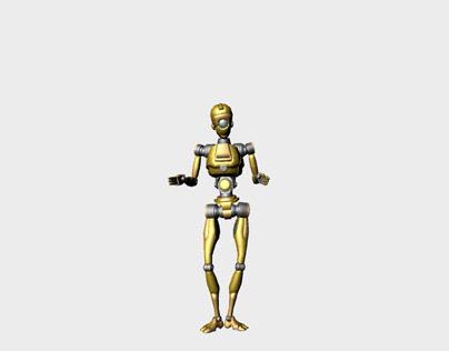 Rotoscopic Animation