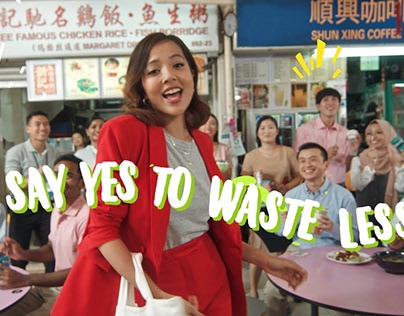 Say YES to Waste Less
