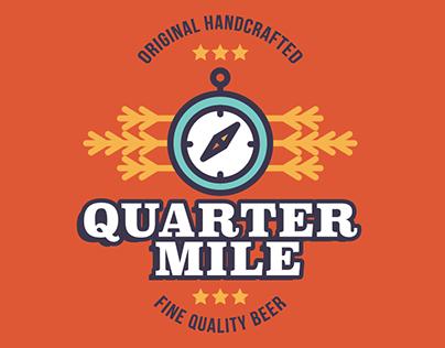 Quarter Mile Beer