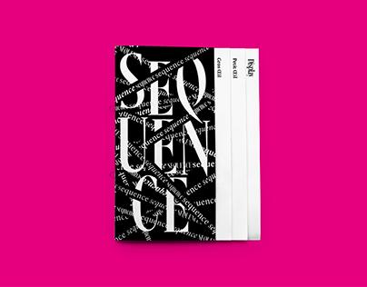 Sequence — [Printed Specimen] (2016)