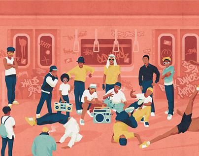NY Subway 80's (2019)
