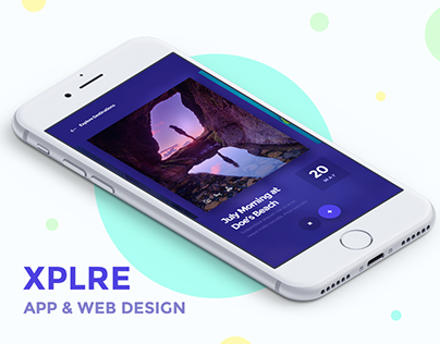 XPLRE - Travel & Explore Application