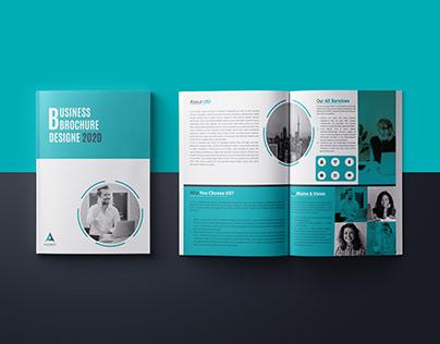 """Business Bi-fold Brochure - """" Accurate """""""
