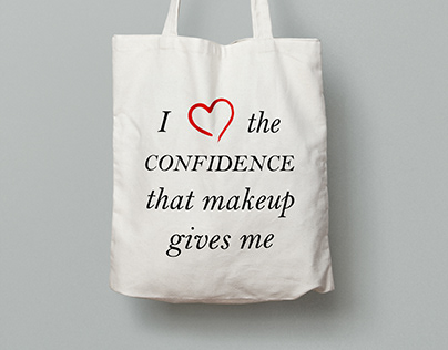 Make up Totebag