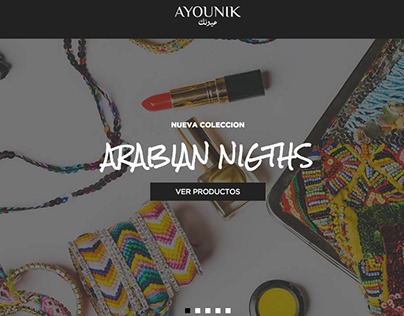 Ayounik - Work in progress