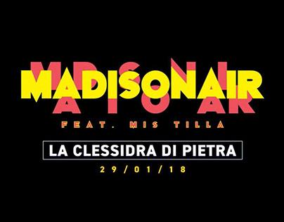 """""""La Clessidra di Pietra""""_ Madisonair_videoclip 2018"""