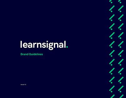 learnsignal rebrand 2019