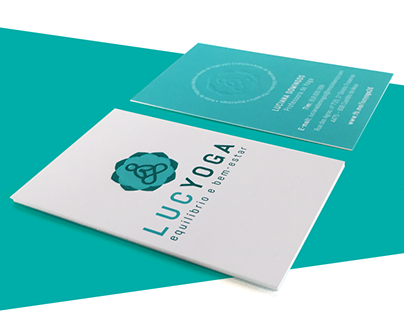 LUCYOGA | Branding & Communication Material
