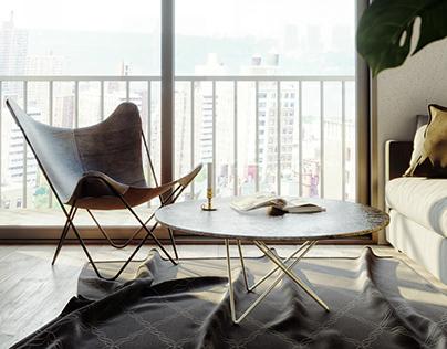 Sunny House Design