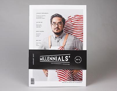 Millennials' Magazine