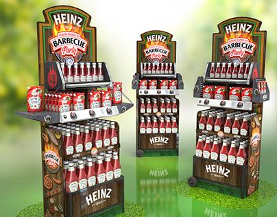 HEINZ BBQ set