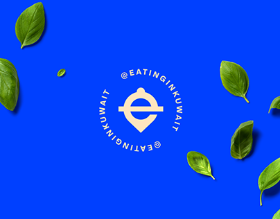 Eating in Kuwait - Logo / Icon
