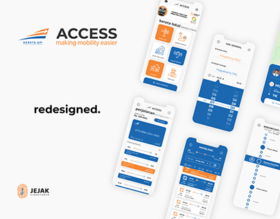 KAI Access - Integrated Local Train Redesigned