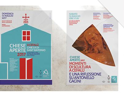 CHIESE APERTE 2017 | ARCHEOCLUB D'ITALIA SEDE DI CEFALÙ