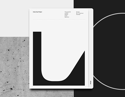 USP Architects / Corporate Identity & Visual System