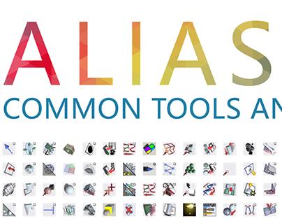 ZYX Design:第一份Alias tutorial 正式发布!绝对的颠覆独具创造性!!!