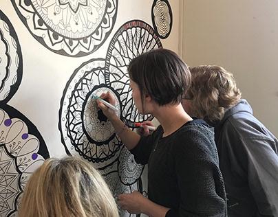 Mandala Wall Art Community Project