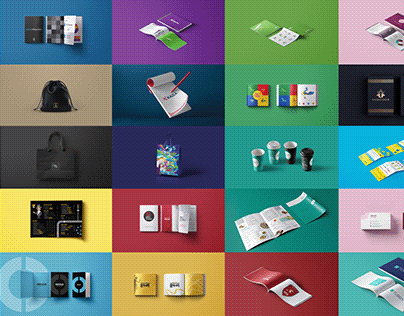 Brand Design Projects   Notionhive